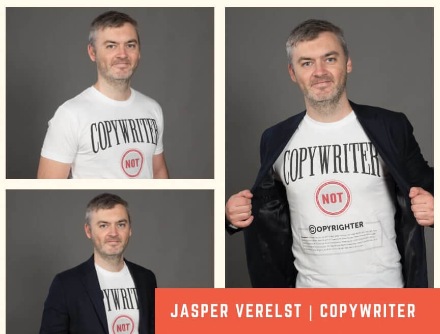 Jasper Verelst | freelance copywriter - DigitalGods.be
