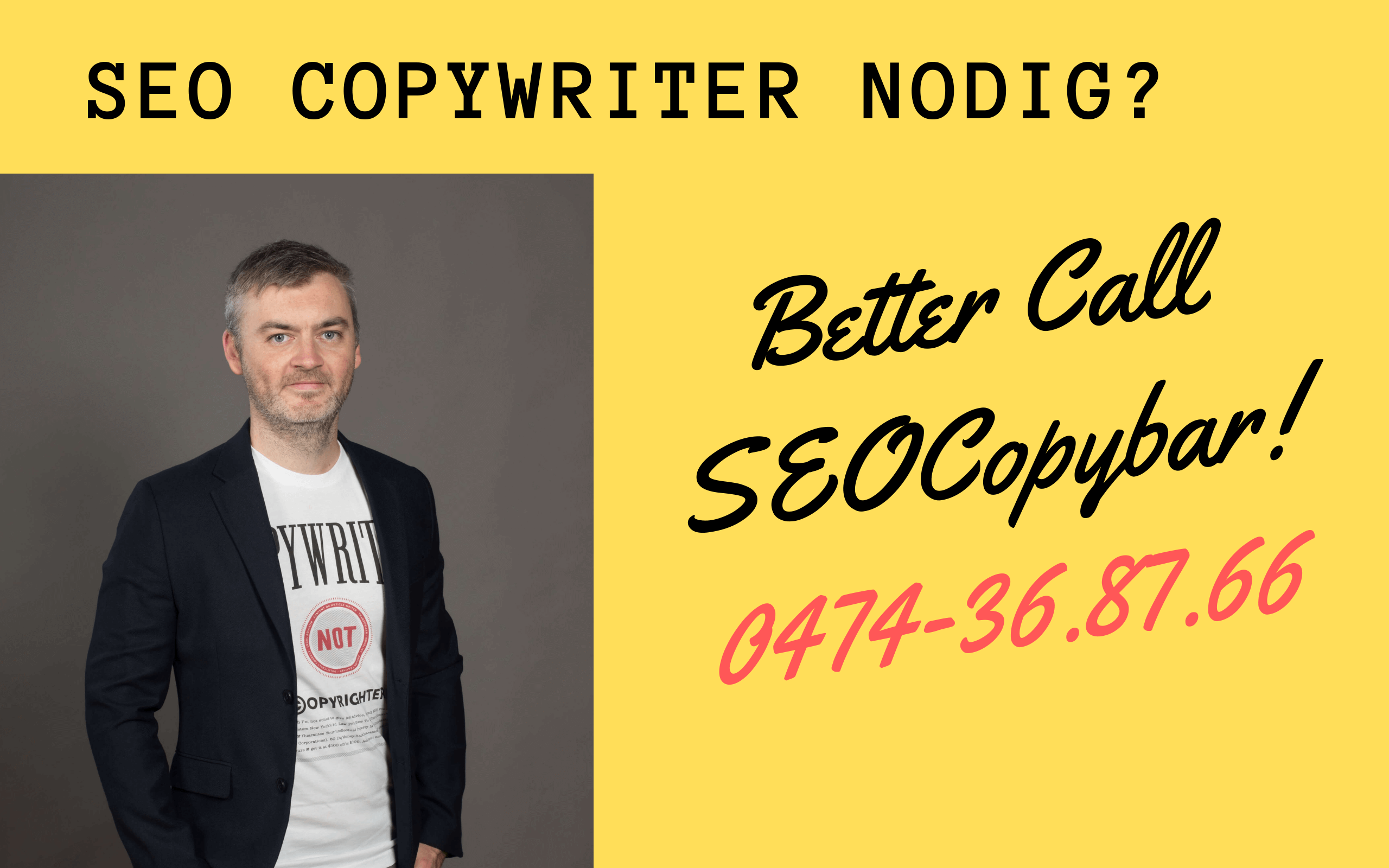 seo-copywriter | seo-specialist | COPYBar.be