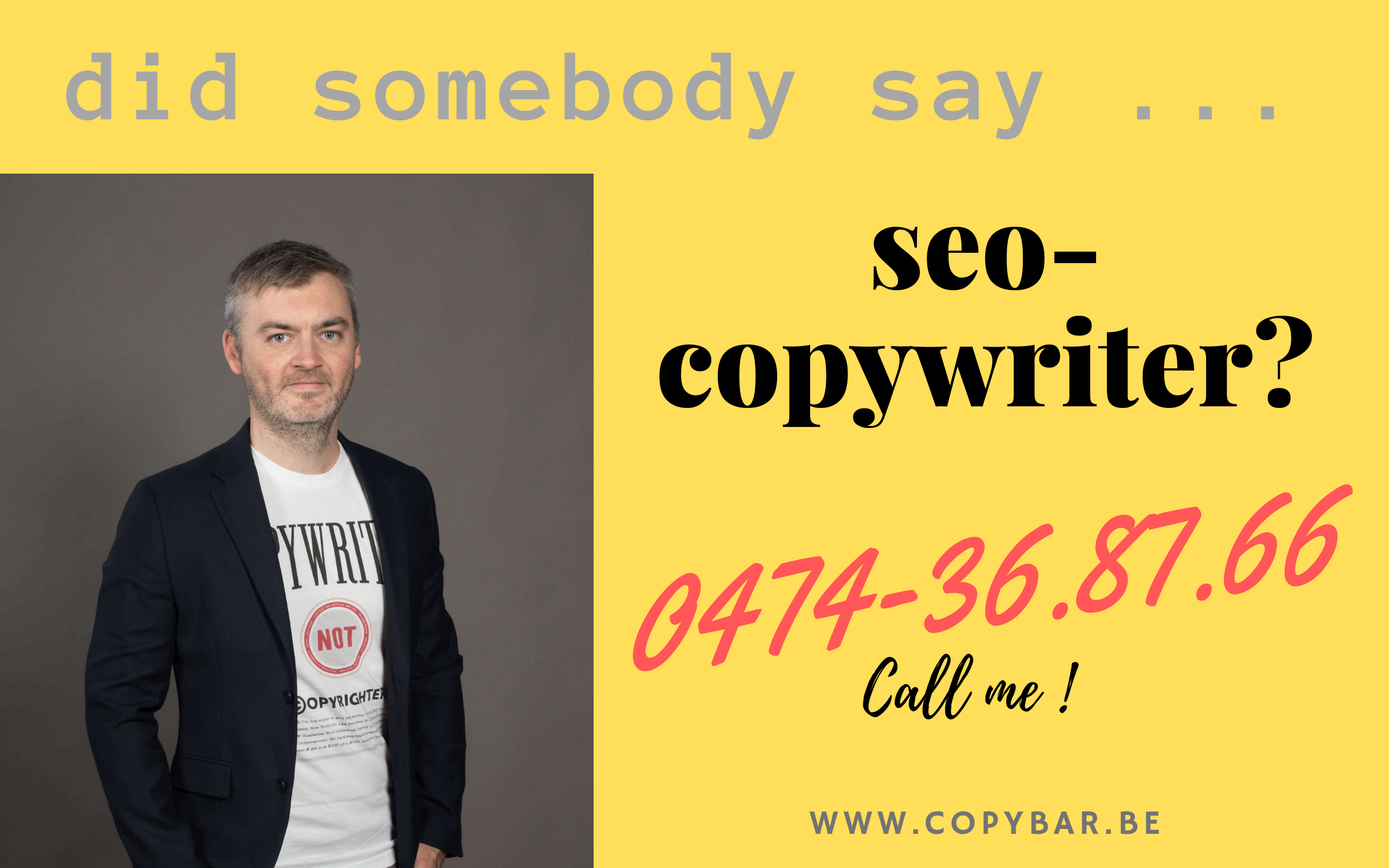 seo-copywriter nodig