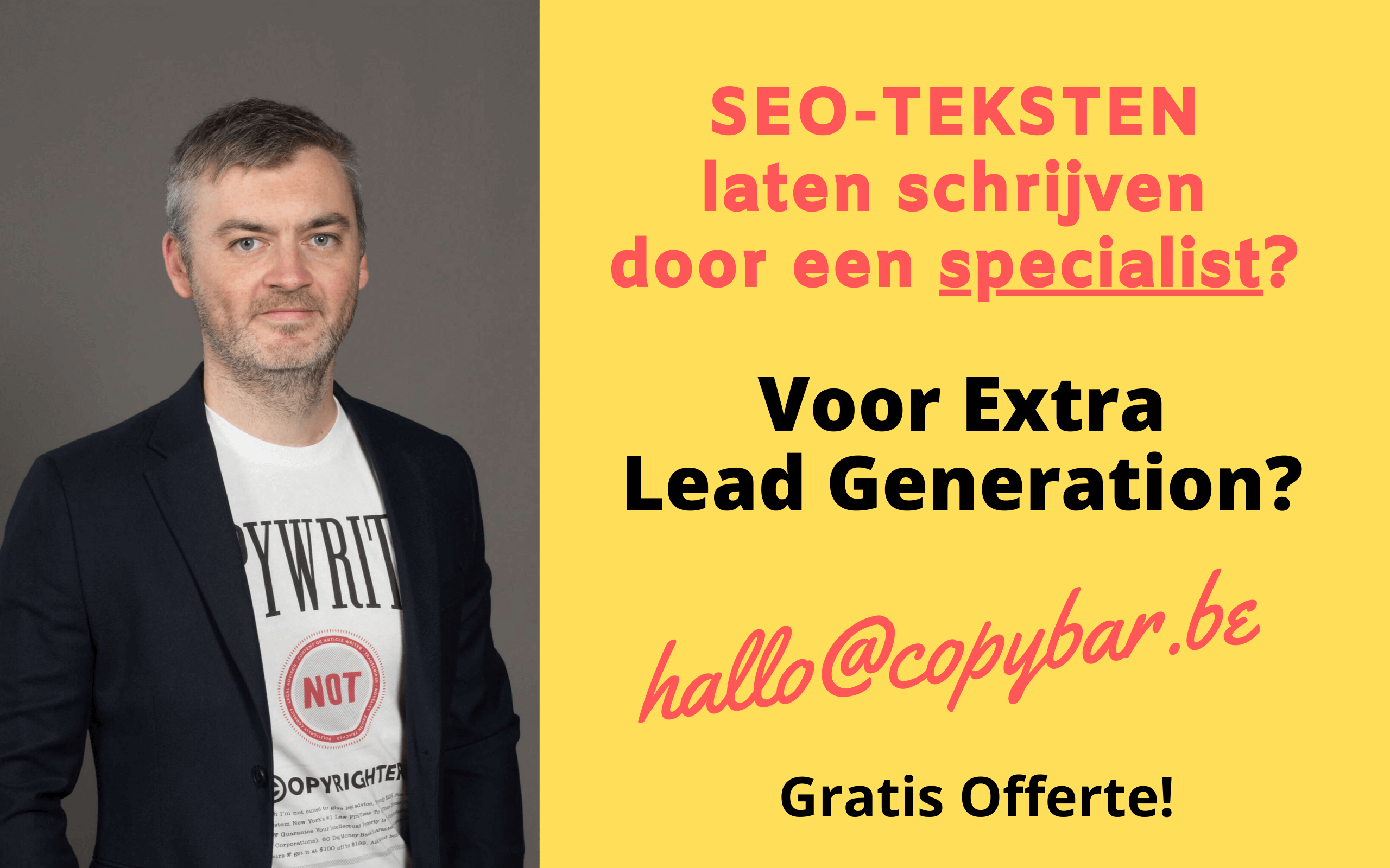SEO-teksten lead generation