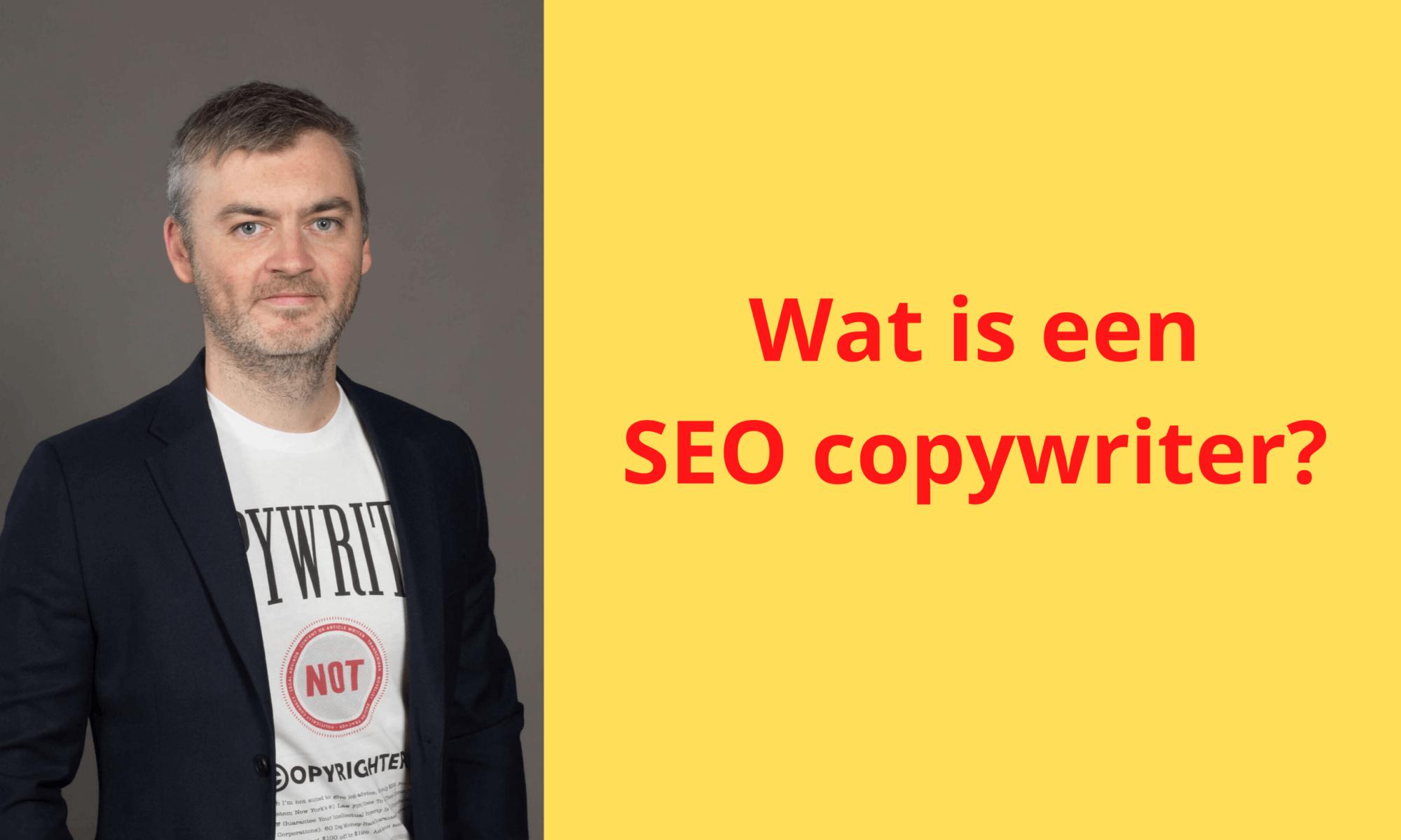 wat is een seo copywriter - betekenis - definitie
